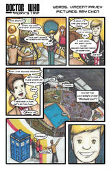 Doctor Who: Rory's Trip - PAGE 1 of 4