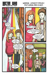 Doctor Who: Rory's Trip - PAGE 2 of 4