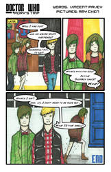 Doctor Who: Rory's Trip - PAGE 4 of 4 - COMPLETE!