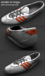 adidas shoes by pujaantarbangsa