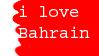 i love bahrain by misstythehedgehog