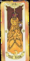 The Royal Clow Card