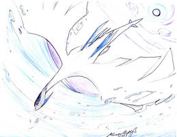 Pokemon: Legendary Lugia