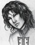 vampire Armand -portrait-