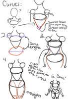 Curve tutorial. by Nowherexbutxhere