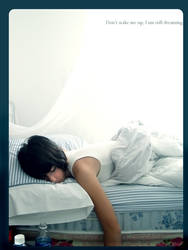 Don't wake me up. by Nowherexbutxhere