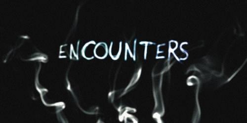'Encounters' Logo