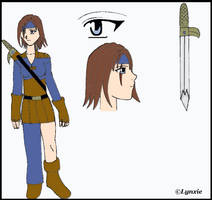 Lucia - Character Sheet