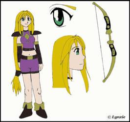 Chimonisa - Character Sheet