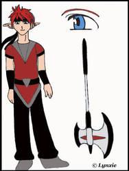 Zone - Character Sheet