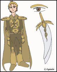 Cloyd - Character Sheet