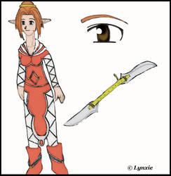 Alura - Character Sheet