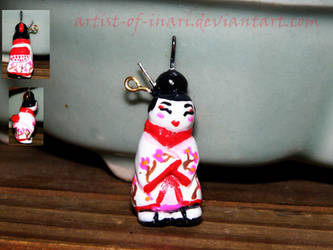 Tiny Geisha by KT-Silver