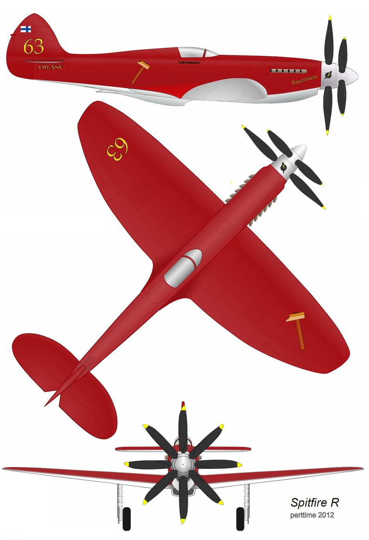 Spitfire R by perttime