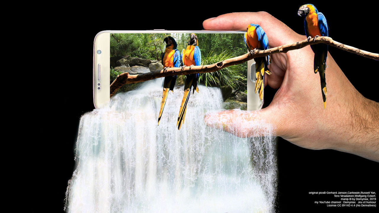 [Image: impossible_image__smartphone__waterfall_...QV2MeemPCE]