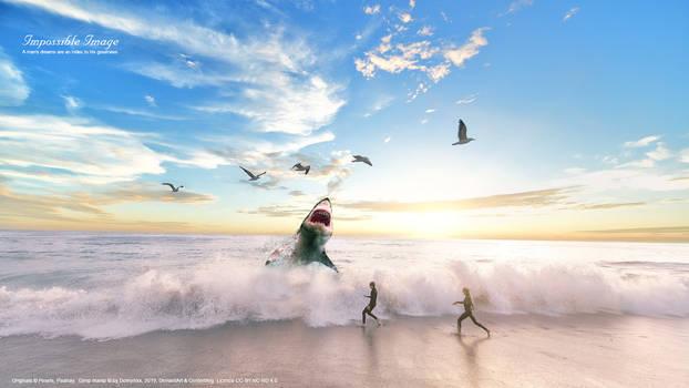 Jaws, Les dents de la mer 2/2. 20101AII