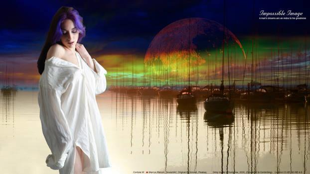 Impossible Image, Dark Dream. 20099AII