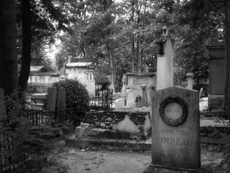 Montparnasse Cemetery by guitarsimo80