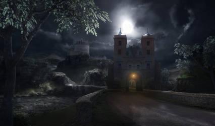 Medieval night by guitarsimo80