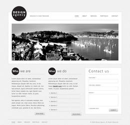 Design Agency HTML Template