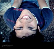 sky in his eyes by TheSmilingGiu