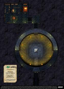Culto de Coborra - map 1
