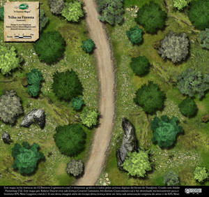 Trilha na Floresta (Forest Trail) - Map 1