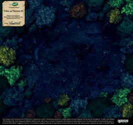 Trilha na Floresta (Forest Trail) - Map 3