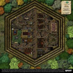 Zigurate Misterioso (Mysterious Ziggurat) 1st Lvl