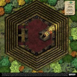 Zigurate Misterioso (Mysterious Ziggurat) 2nd Lvl