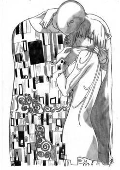 Elfen Lied, The Kiss