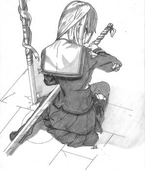 Katana Girl