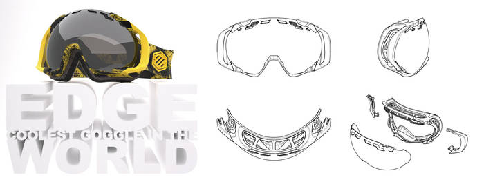 Edge goggle by Out-Of