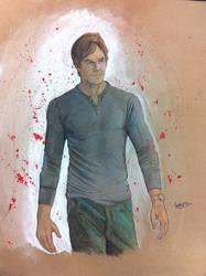 Dexter by gavinsmith