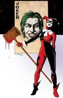 Harley Quinn by gavinsmith