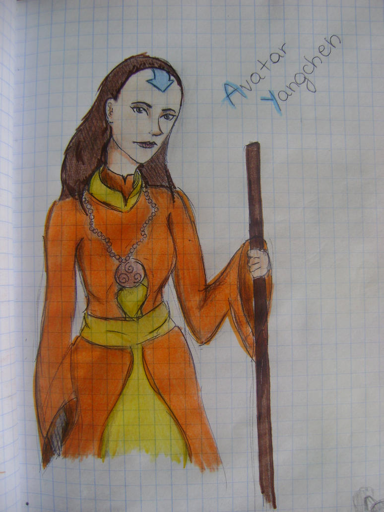 Avatar yang chen porn