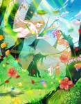 Bride's resurrection by remo20