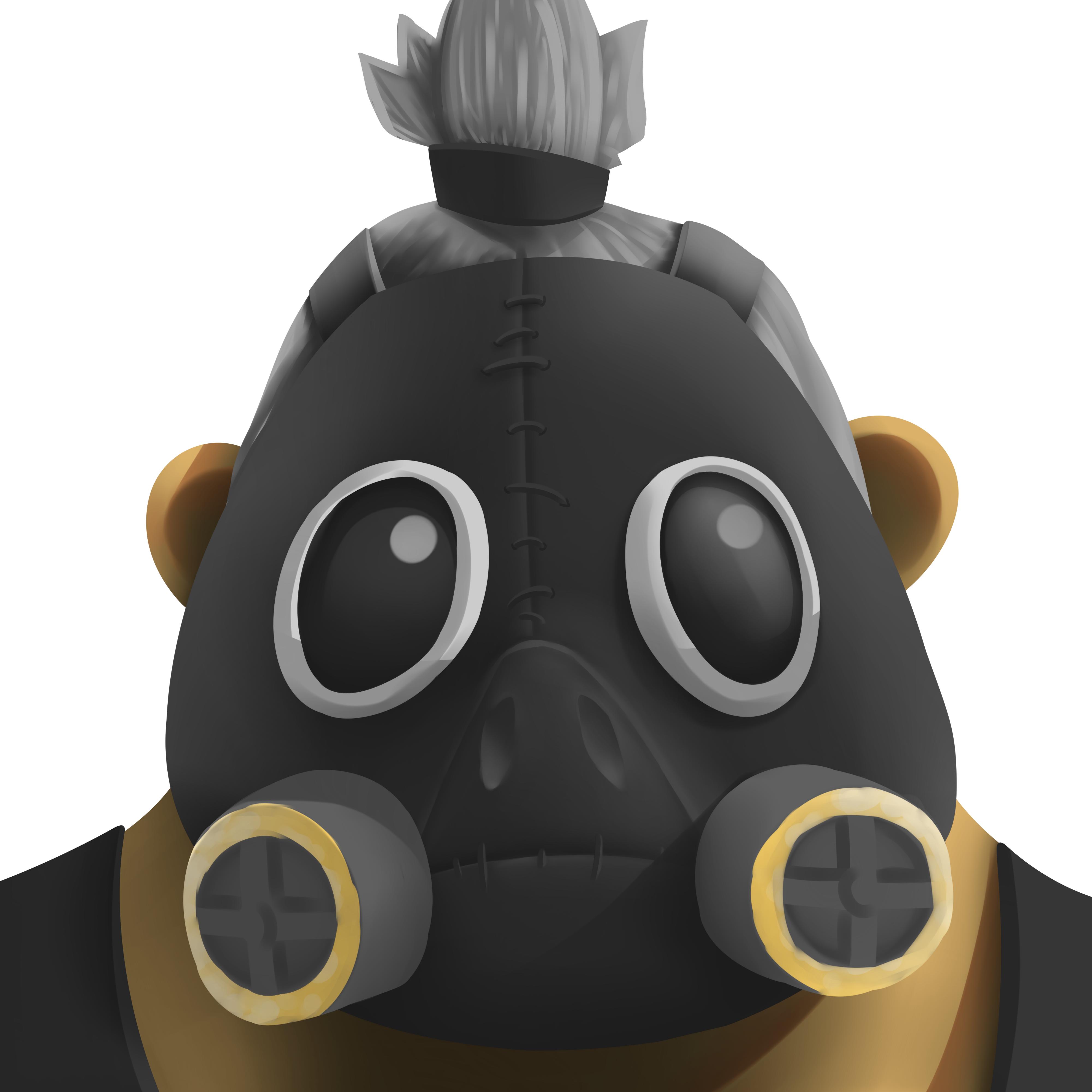 Simple Roadhog by Craftosaur