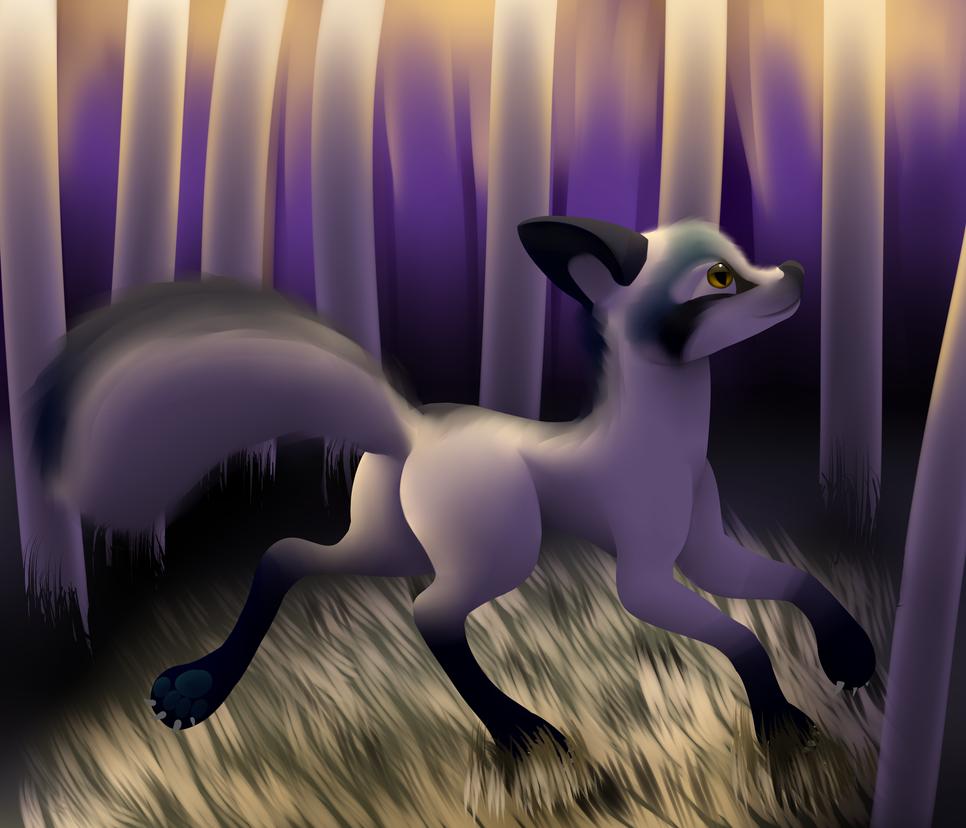 Shiver Zephyr by Craftosaur