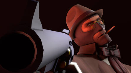 It's Spy Noon again by Craftosaur