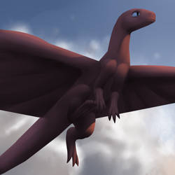 dragon by Craftosaur
