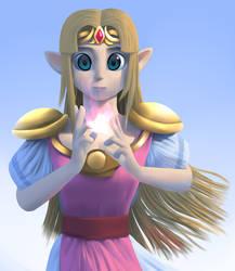 Zelda by Craftosaur