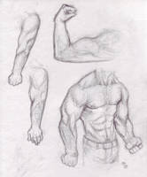 body study1 by H-M-M