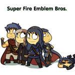 Super Fire Emblem Bros.
