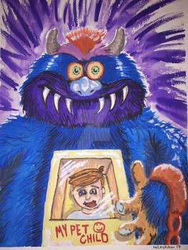 Pet monster