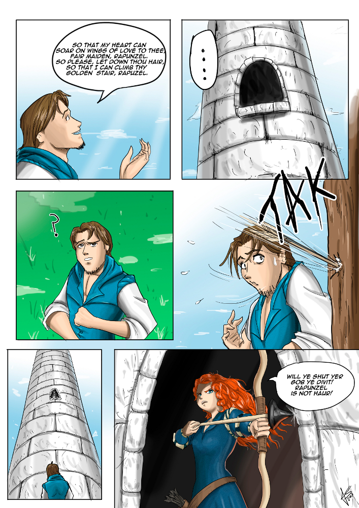 Rapunzel? Page 2 by mandygirl78