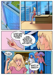 Not so glamorous life - page 40 (for now) by mandygirl78