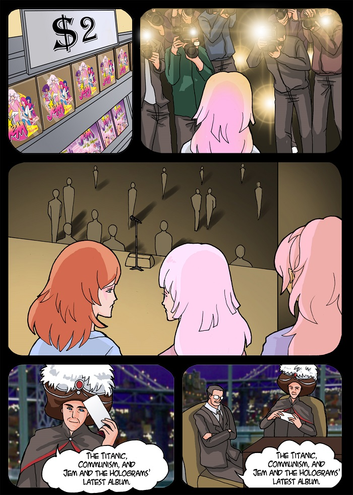 Not so glamorous life - page 45 by mandygirl78