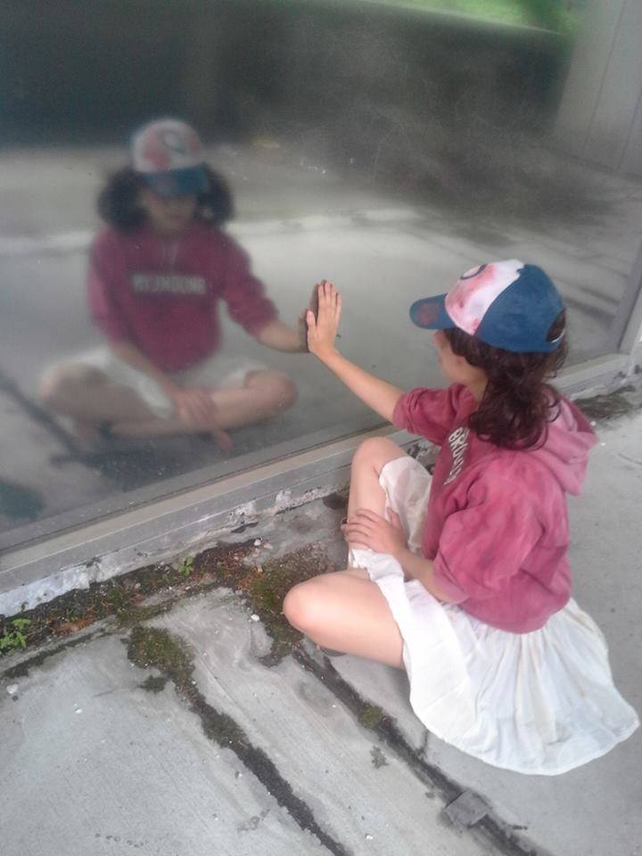 Reflection by HayleyCosplay