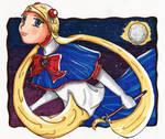 Hijabi Sailor Moon